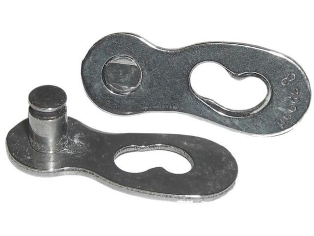 Wippermann Connex Link candado de cadena, silver